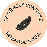 Daylily Testé sous contrôle dermatologique