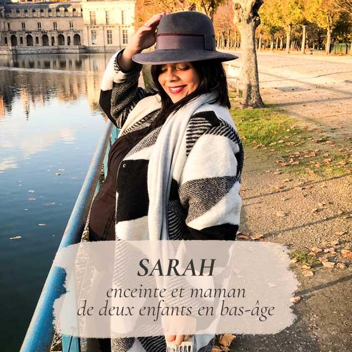 Sarah l'Exploratrice