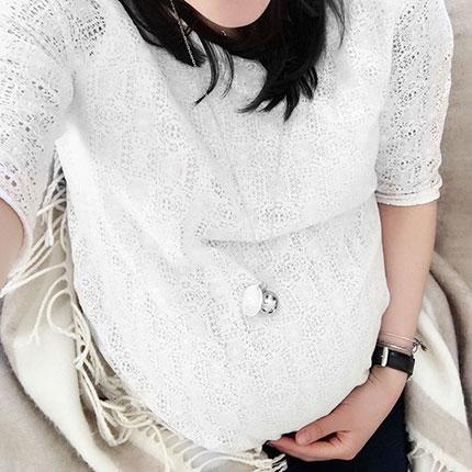 Audrey, jeune maman bordelaise, créatrice du blog savagebird