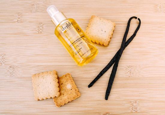 L'Huile Mère-Veilleuse, une huile multifonction riche en plaisir et gourmandise !